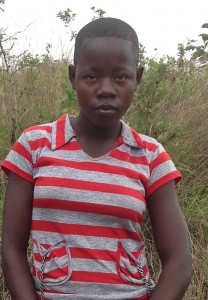 """She told, us """"my father wants to sell me for a cow. He sees me as a source of income. He doesn't want to pay my school fees""""."""