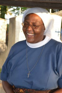 Sister Lucy Magumba, Mother General