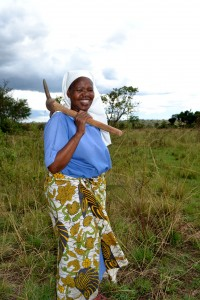 Sister Flavia - whatever needs to be done, she will do!