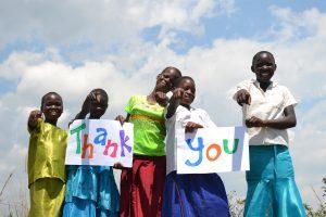 Girls from Kitenga