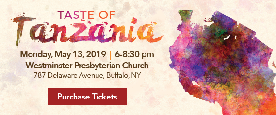 Taste of Tanzania 2019 Event Banner