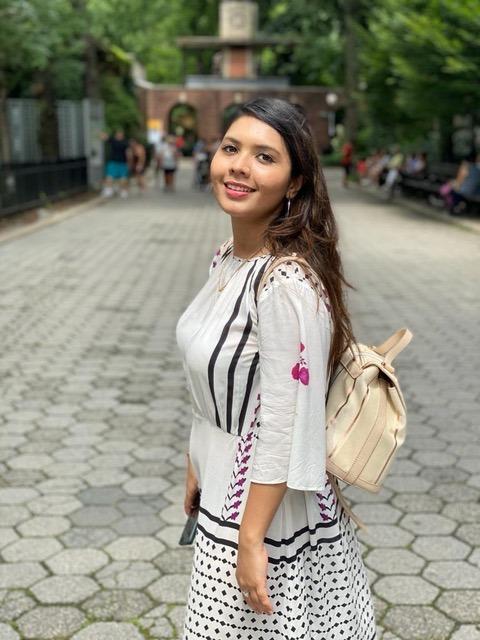Ramsha, GEC Research Intern